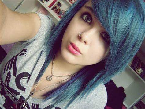 imagenes lindas verdes 43 fotos de chicas con el pelo azul y verde cual