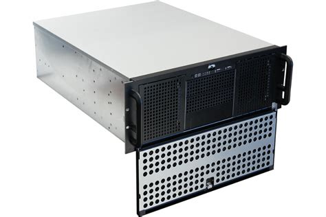 Rack Mount Drive Chassis by Logic Sc 43550b 4u Standard Chassis 10x 3 5 Quot Hdd