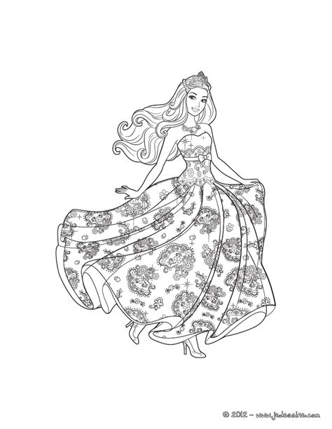 barbie island princess coloring pages print