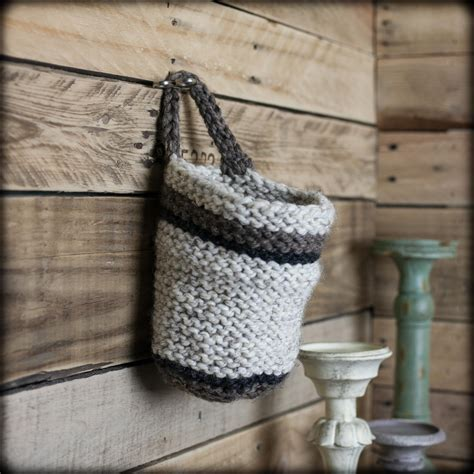 knit basket pattern loom knit basket patterns 4 patterns included this