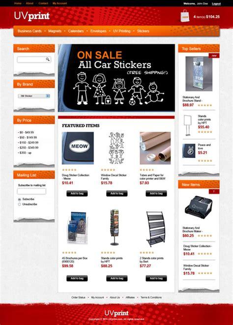 55 best 3dcart ecommerce templates designmaz