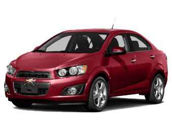 2016 Chevrolet Sonic In Edmonton Chevy Dealership