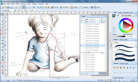 free doodle software free drawing software for windows