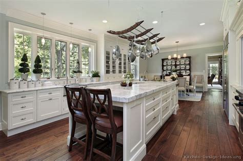 white kitchen wood floors early american kitchens pictures and design themes