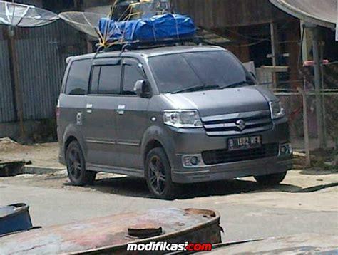 Suzuki Apv Modified Suzuki Apv Arena Gx Lowered
