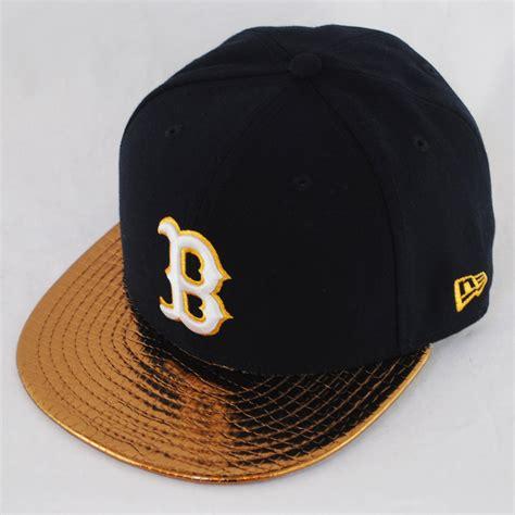 ebay hats new era 59fifty boston red sox metallic slither gold