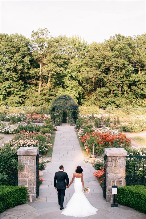 Bridal Garden Nyc by Bronx Botanical Garden Wedding New York Botanical Garden
