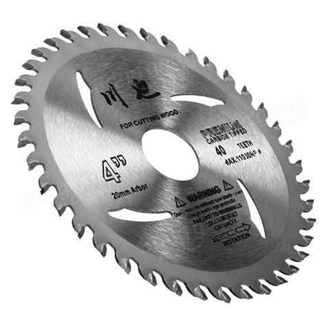 4 4 Inch Saw Blade 4 inch 40teeth circular saw blades tungsten steel alloy