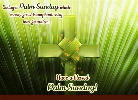 beginning  holy week  palm sunday ecards greeting cards