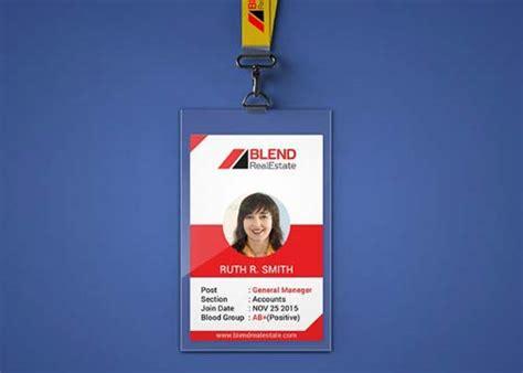 design id card terbaik 25 contoh desain id card keren untuk inspirasi grafis