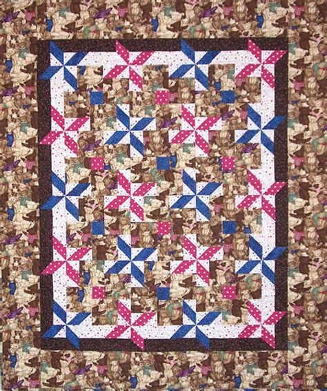 Twist Quilt by Twist Quilt Pattern