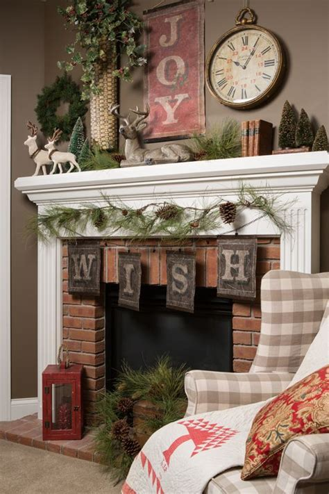 how to decorate a fireplace for christmas how to decorate fireplaces in christmas