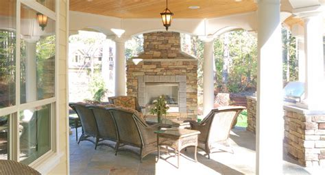house plans with outdoor living areas house plans outdoor living spaces popular feature in new home designs the house