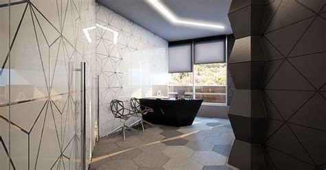 Interior Technology by Geometrix Design Is An Interior Design Duo And One Of