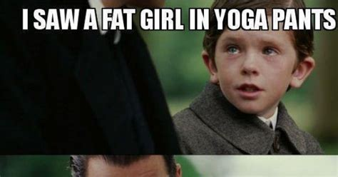 Fat Chick Meme - the gallery for gt fat girl in yoga pants meme