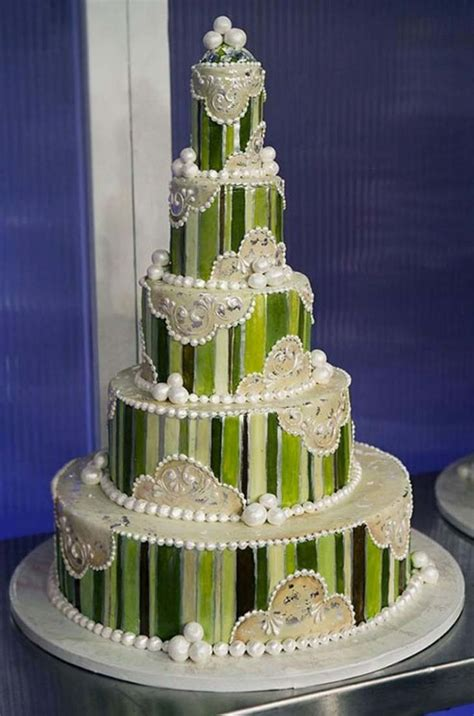Wedding Cake Cost by Average Cost Of A Wedding Cake Cake Magazine