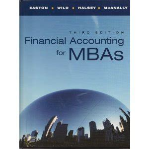 Cheap Mba Accounting by Cheapest Copy Of Financial Accounting For Mbas 3rd