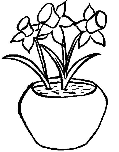 disegno vaso di fiori vaso di fiori disegni da colorare disegni da colorare e
