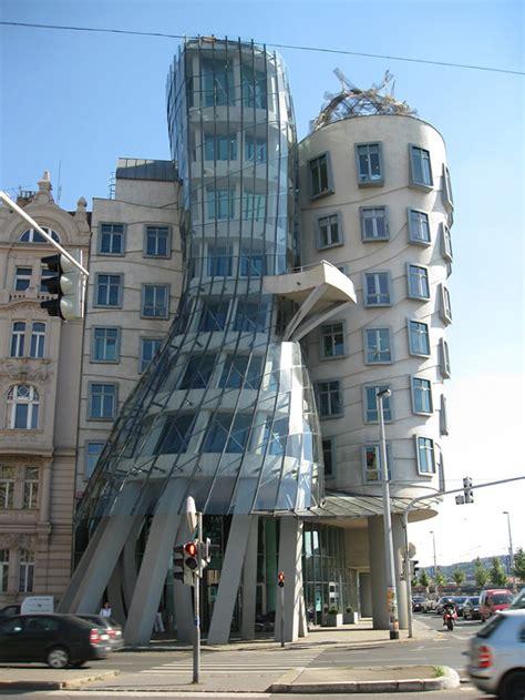 Prague Dancing Building Idesignarch Interior Design