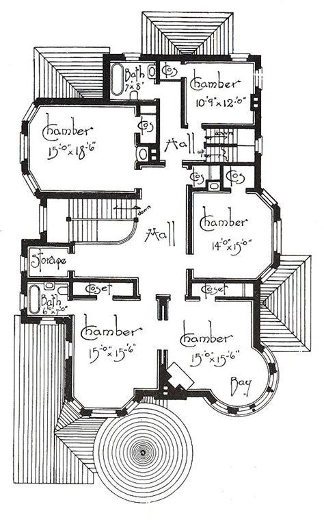 George  Barber Victorian  Floor  Love  Tower