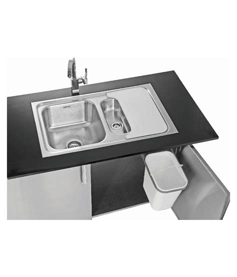 Neelkanth Kitchen Sinks Buy Neelkanth Jr Compact Iii Mb Cb Gb 3220 Without Acces At Low Price In India Snapdeal