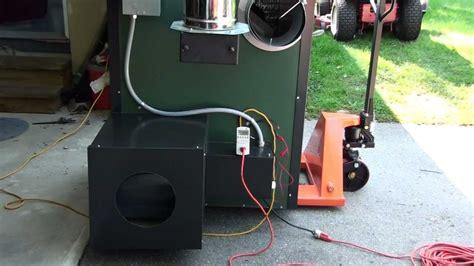hopsco odf1500 blower fan and induction fan operation
