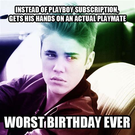 Justin Bieber Happy Birthday Meme - 301 moved permanently