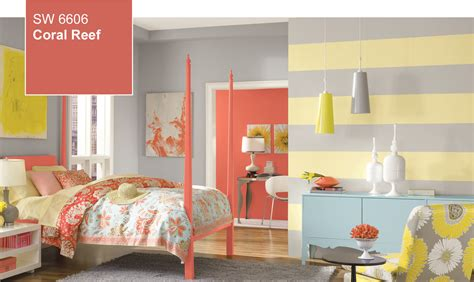 2015 color of the year coral reef sw 6606 by sherwin williams