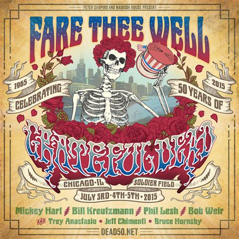 after almost 50 years the grateful dead is about to make