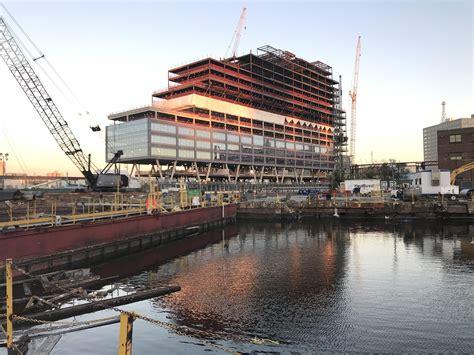 brooklyn navy yard dock 72 under construction at brooklyn navy yard