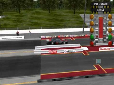 pro mod drag racing game ihra drag racing game pro mod turbo testing youtube