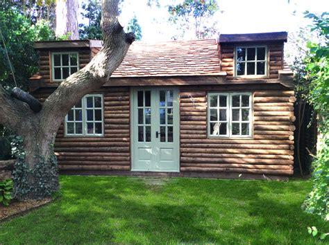 build your very own self build garden cabin custom