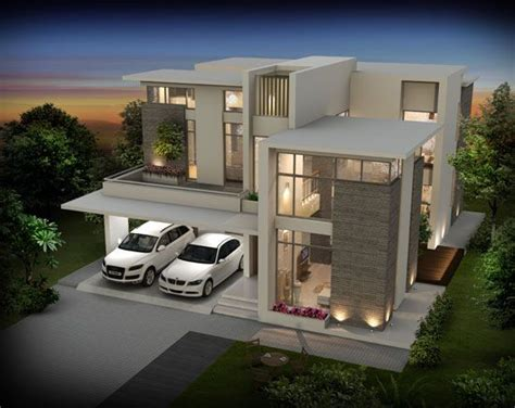 hill villa design seiken contemporary designed luxury villas at calicut