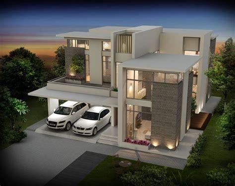 hill villa design seiken contemporary designed luxury villas at calicut