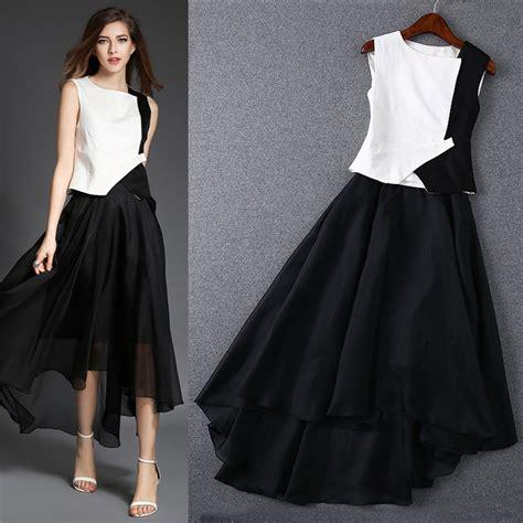 Set Skirt formal skirt and top sets redskirtz