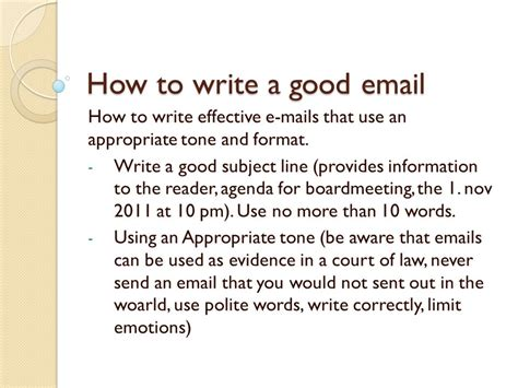 Can I Write Less Than Word Limit On Mba by How To Write Effective S That Use An Appropriate Tone And
