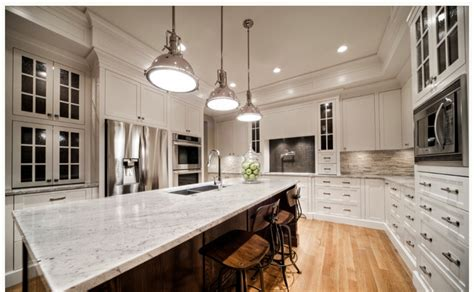 high end küchen countertops get a high end kitchen remodel in leawood with marble