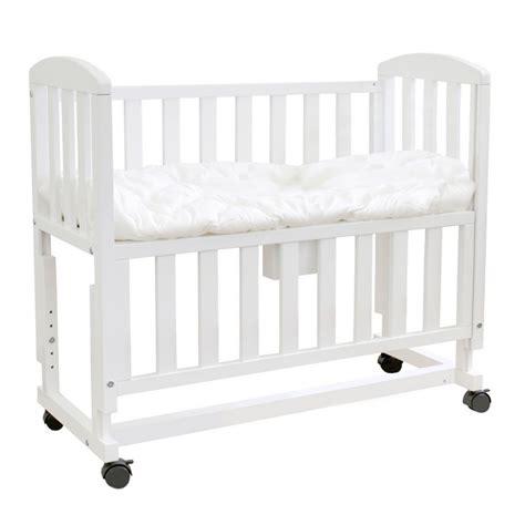 bed side crib bed side cribs 28 images buy troll bedside crib lewis