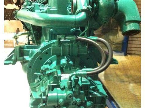 motor volvo penta tmd   hp  hand  inautia