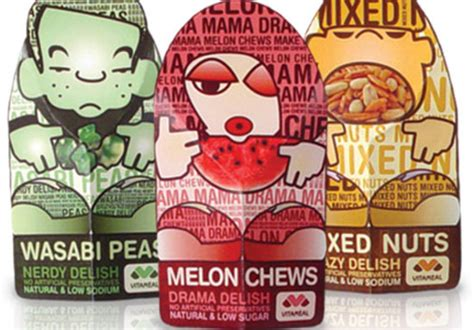 Caign Giveaways - kids food packaging
