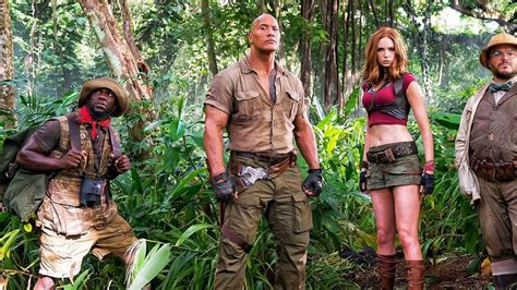 jumanji welcome to the jungle jumanji welcome to the jungle trailer is all about the