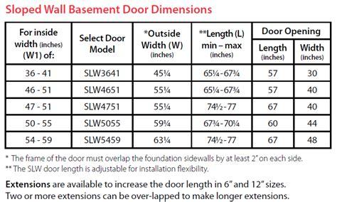 bilco basement door sizes bilco door sizes basement apartment 183 removing bilco