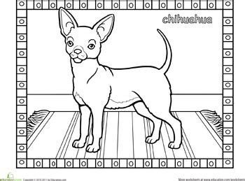 coloring book big fella color and learn breed coloring pages education