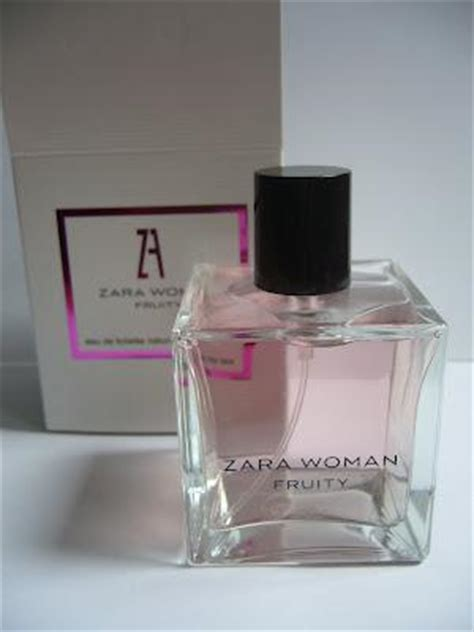 Zara Original Parfum Weekend Collection zara fruity eau de toilette
