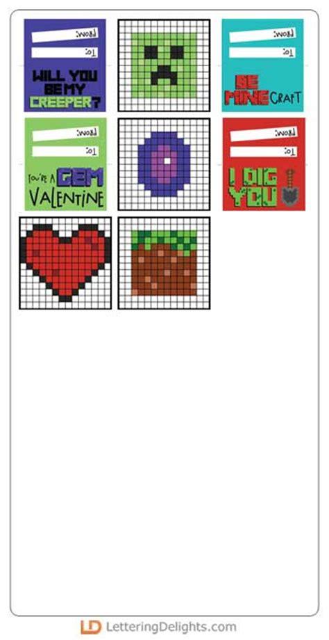 Pixelcraft Papercraft - pixelcraft fuse bead valentines pr