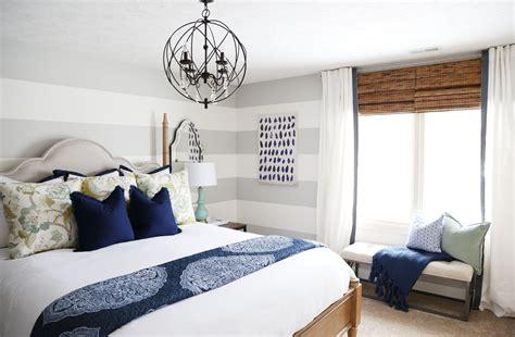 bedroom make over serene blue guest bedroom makeover reveal life on