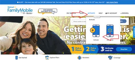 Pay Family Mobile Bill With Walmart Gift Card - www myfamilymobile com walmart family mobile make a payment low price unlimited plans