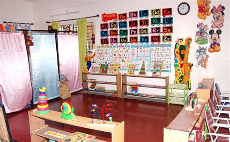 Interior Design Of Play School by Happy Play School Interiors On Behance