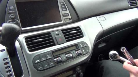 2007 honda odyssey aux input gta car kits honda odyssey with navigation 2005 2010