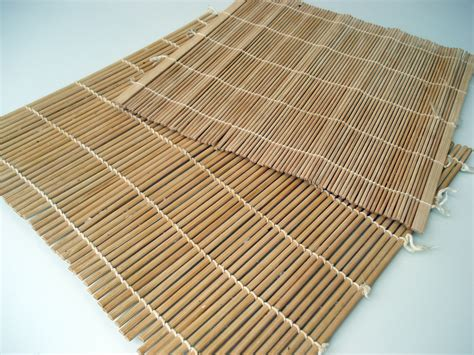 bamboo mat bamboo products photo